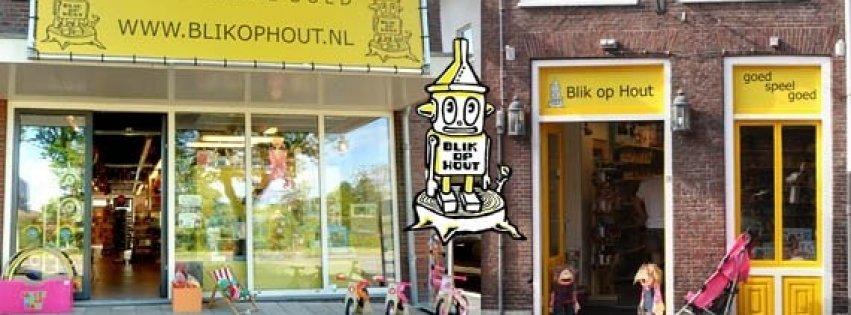 Kids Winkel Blik op Hout from Mijdrecht