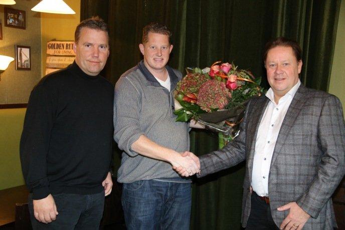 John den Hollander, Peter Bakker en Norbert Karthaus (foto: Rob Isaacs)