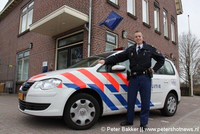 Peter Smit,  thematisch coördinator woninginbraken bij de politie