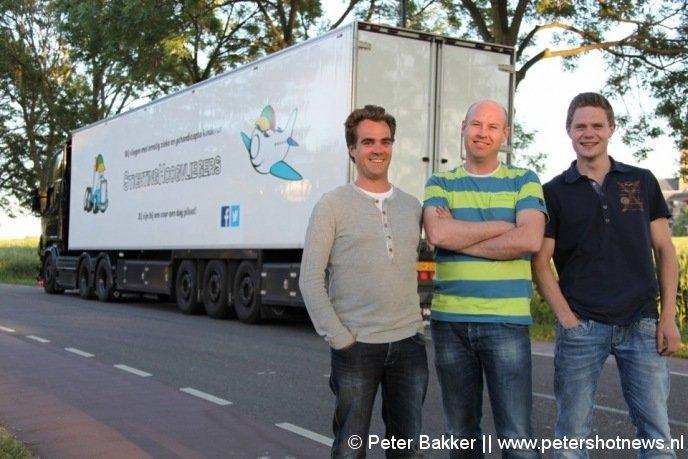 Het team van Maat Buitenreclame