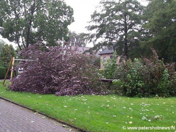Cornelis Beerninckstraat in Mijdrecht, foto Wilma de Boer