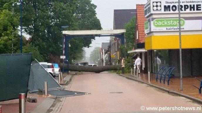 Dorpsstraat Mijdrecht, foto: Joyce Haak