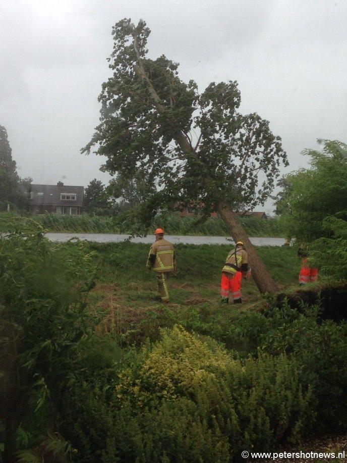 Langs de Amstel in Uithoorn, foto Lotte Ketelaar