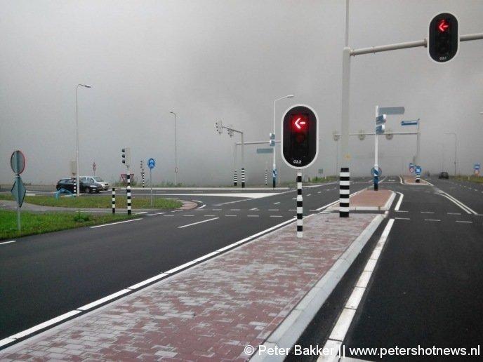 N201 bij Amstelhoek