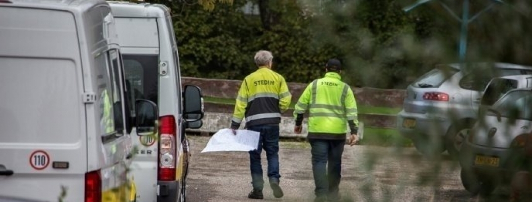 Stroomstoring in Vinkeveen