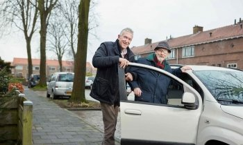 ANWB AutoMaatje start in Uithoorn