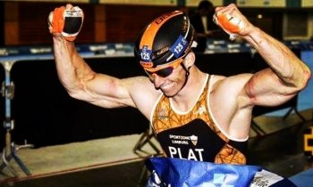 Jetze Plat uit Vrouwenakker Europees kampioen triathlon - 0297.nl