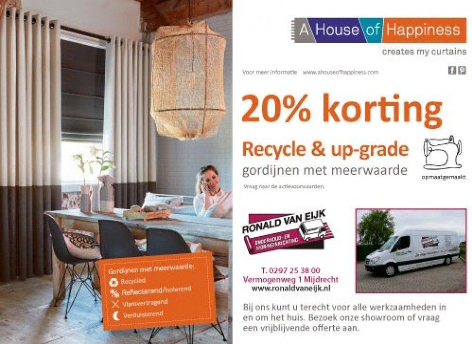 0297.nl | 20% korting op gordijnen met meerwaarde bij Ronald van Eijk