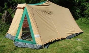 Gratis Freetime tent 3 persoons