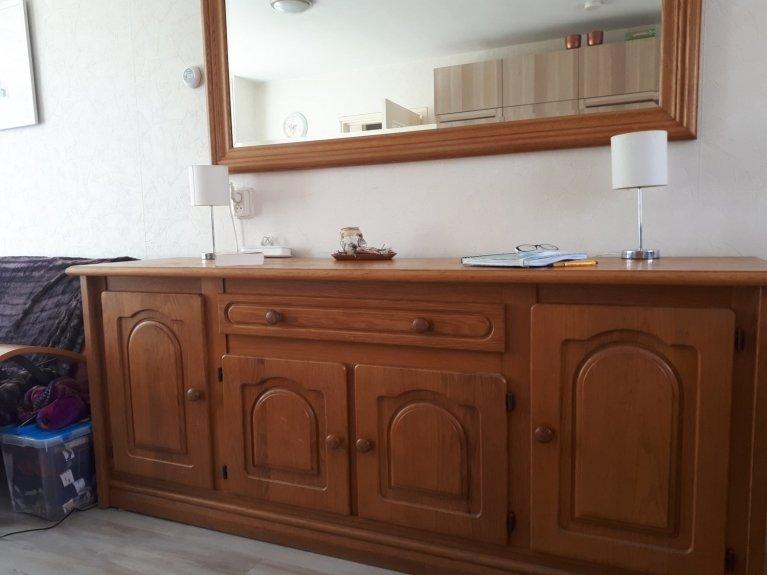 Dressoir Met Spiegel Te Koop.0297 Nl Dressoir Met Spiegel Aangeboden Huis En Tuin