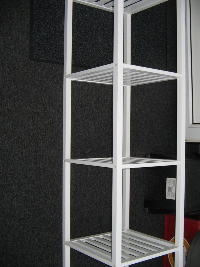 0297nl Wit Open Kast Gereserveerd Aangeboden Huis En Tuin